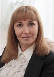И.о. главного редактора краевой газеты «Наш Красноярский край» Акентьева Инесса Геннадьевна