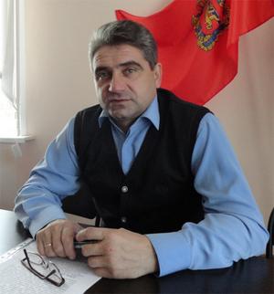 Глава города Боготола, председатель городского Совета депутатов Артибякин Андрей Николаевич