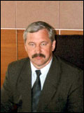 Глава Бирилюсского района, председатель районного Совета депутатов Беленя Владимир Васильевич