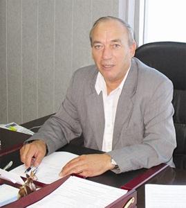 Глава Боготольского района Красноярского края Бикбаев Равиль Рамазанович