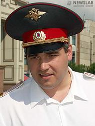 Начальник ГУ МВД по Хабаровскому краю РФ Черников Михаил Юрьевич