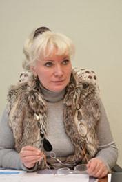 Председатель Счетной палаты Красноярского края Давыденко Татьяна Алексеевна