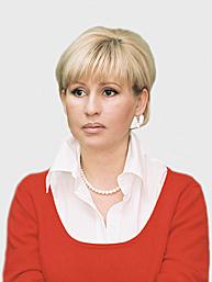 Советник губернатора Красноярского края Добровольская Марина Ивановна