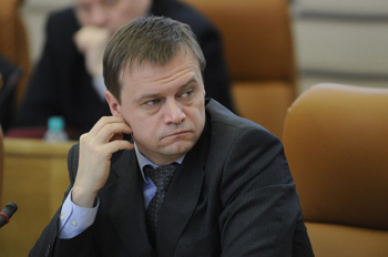 Депутат Городского совета Красноярска Дроздов Виталий Александрович