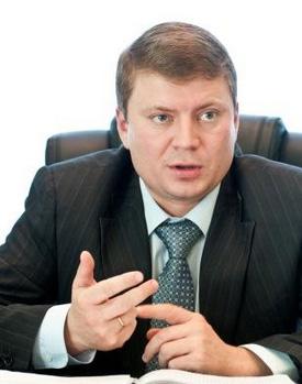Мэр Красноярска Ерёмин Сергей Васильевич