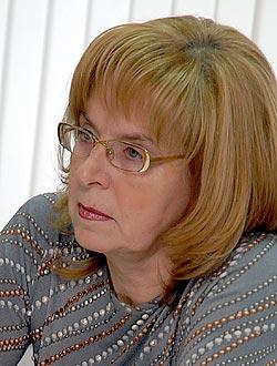 Депутат Городского совета Красноярска Фирюлина Наталия Вячеславовна