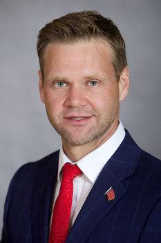 Депутат Законодательного Собрания Красноярского края третьего созыва Гольдман Роман Геннадьевич