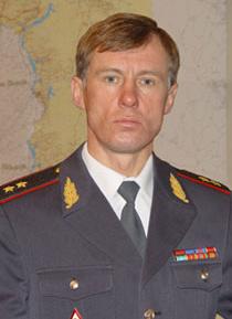 Первый заместитель министра внутренних дел РФ, генерал-лейтенант полиции Горовой Александр Владимирович
