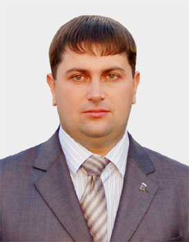Глава Ирбейского района Гушану Дмитрий Харлампиевич