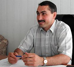 Председатель федерации профсоюзов Красноярского края Исянов Олег Халильевич