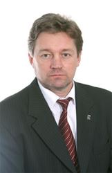 Глава Краснотуранского района – председатель районного Совета депутатов Каптуров Михаил Иванович
