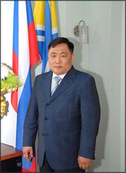 И.о. председатель Правительства Республики Тува Кара-Оол Шолбан Валерьевич