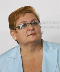 Заместитель главы г. Красноярска Карлова Ольга Анатольевна