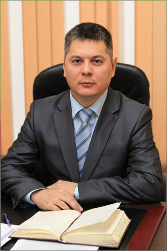 Заместитель главы Красноярска - руководитель департамента транспорта Ким Игорь Вадимович