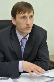 Заместитель министра промышленности, энергетики и торговли Красноярского края Климин Александр Анатольевич