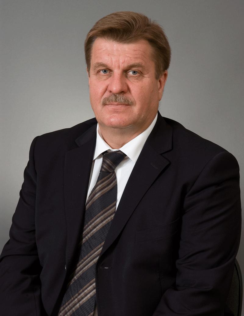 Глава Рыбинского района Колесов Сергей Михайлович