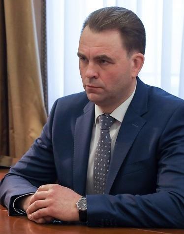Министр экологии и природопользования Красноярского края Корчашкин Павел Евгеньевич