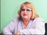 Экс-президент ОАО «Пикра» Кузнецова Евгения Георгиевна