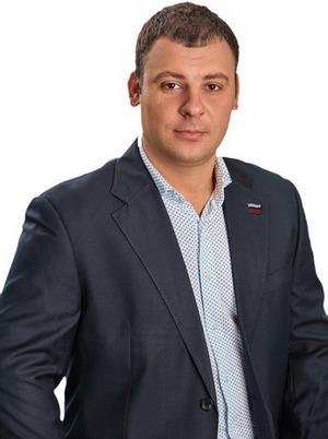 Депутат Горсовета Красноярска Левый Александр Александрович