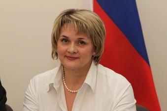 Председатель избирательной комиссии Красноярска Лисовская Анна Георгиевна