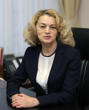 И.о. министра образования Красноярского края Маковская Светлана Ивановна
