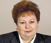 Депутат Красноярского Городского Совета Малышева Марина Михайловна