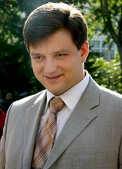 Глава ЗАТО Железногорск Медведев Вадим Викторович