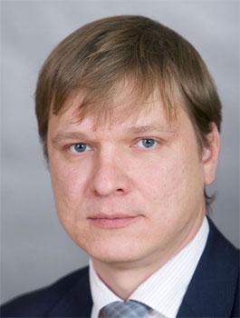 Депутат Законодательного Собрания Красноярского края Новиков Александр Вячеславович
