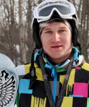 Призер Олимпиады-2014 по сноуборду Олюнин Николай Игоревич