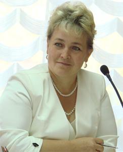 Глава Ачинского района, председатель Ачинского районного Совета депутатов Осипова Тамара Ивановна