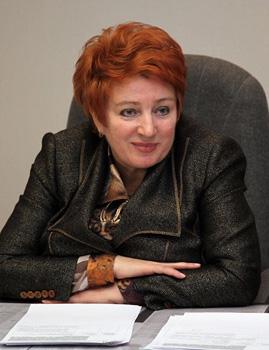 Экс-министр социальной политики Красноярского края Пашинова Галина Егоровна