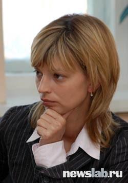 Депутат Законодательного Собрания Красноярского края III созыва Пензина Елена Евгеньевна
