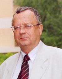 Проректор по магистратуре Сибирского федерального университета, профессор Подлесный Сергей Антонович