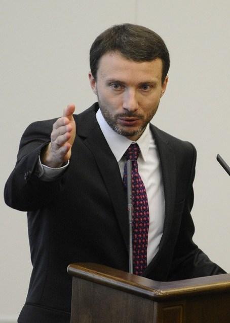 Первый заместитель губернатора Красноярского края, руководитель администрации губернатора Пономаренко Сергей Александрович