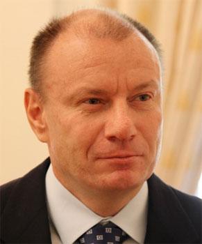 Генеральный директор — председатель правления ГМК «Норильский никель» Потанин Владимир Олегович