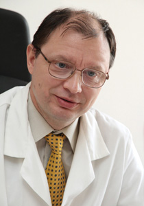 Депутат Законодательного собрания края второго созыва Протопопов Алексей Владимирович