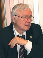 Экс-ректор Красноярского государственного университета Проворов Александр Сергеевич