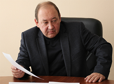 Руководитель службы строительного надзора и жилищного контроля Красноярского края Пряничников Андрей Евгеньевич