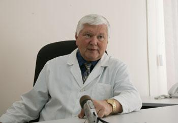 Доцент Красноярской государственной медицинской академии, заместитель главного врача по хирургии ГБСМП Рябков Игорь Александрович