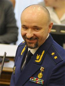 Прокурор Красноярского края Савчин Михаил Михайлович