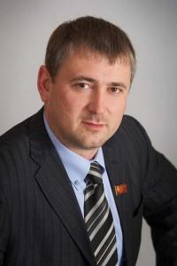 Депутат Законодательного собрания Красноярского края Серебряков Иван Александрович