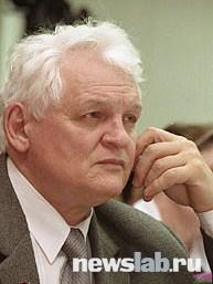 Экс-депутат Законодательного Собрания Красноярского края Севастьянов Всеволод Николаевич