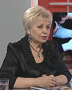 Депутат Горсовета Красноярска Шевелева Валентина Венедиктовна
