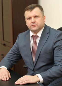 Заместитель министра промышленности, энергетики и ЖКХ Красноярского края Шлома Андрей Геннадьевич