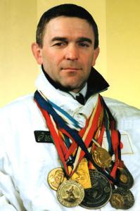 Олимпийский чемпион, заслуженный мастер спорта СССР Шумаков Алексей Васильевич