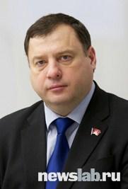 Депутат Государственной думы РФ Швыткин Юрий Николаевич