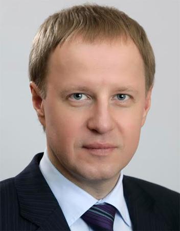 Врио губернатора Алтайского края Томенко Виктор Петрович