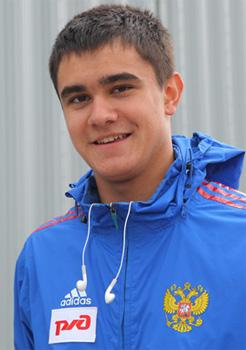Скелетонист, олимпийский чемпион Трегубов Никита Михайлович