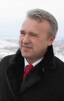 Губернатор Красноярского края Усс Александр Викторович