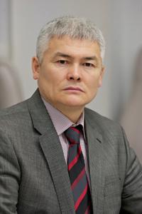 Депутат Законодательного Собрания Красноярского края третьего созыва Вэнго Валерий Хольмович